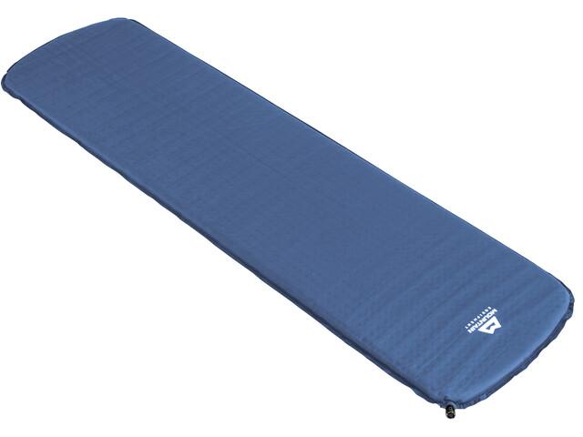 Mountain Equipment Helium 3.8 Warmzone Tappetino Donna, blu